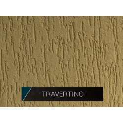 REVESTIMIENTO ACRILICO TARQUINI RAYA 2- COLOR TRAVERTINO