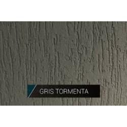 REVESTIMIENTO ACRILICO TARQUINI RAYA 2- COLOR GRIS TORMENTA