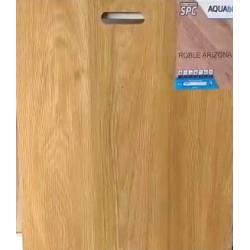PISO VINILICO AQUA CLICK WATERPROOF SPC XM2. EFECTIVO