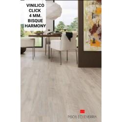 PISO VINILICO CLICK HARMONY 4 MM.