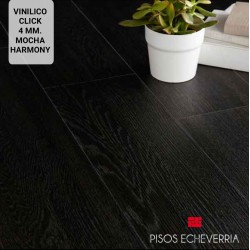 PISO VINILICO CLICK HARMONY 4 MM. COLOR SP008 XM2.